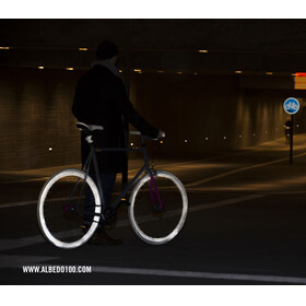 albedo 100 Reflective Spray Light Metallic 200ml , harmaa